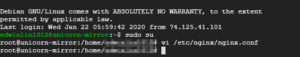 Plesk 更新 Obsidian 後 WordPress 更新編輯動作錯誤 502 修復方式
